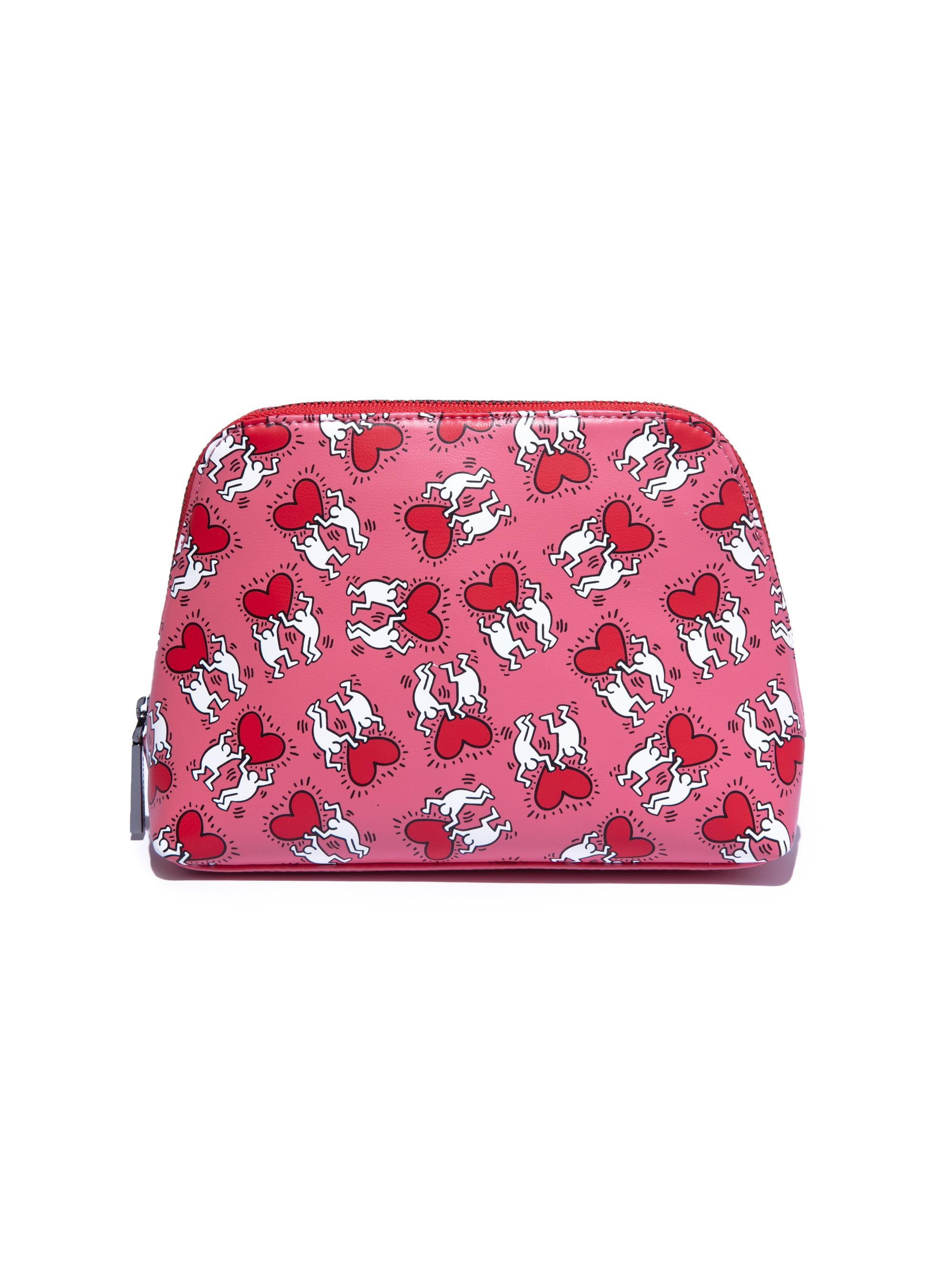 alice-olivia-holding-heart-Keith-Haring-X-Ao-Cosmetic-Case.jpeg