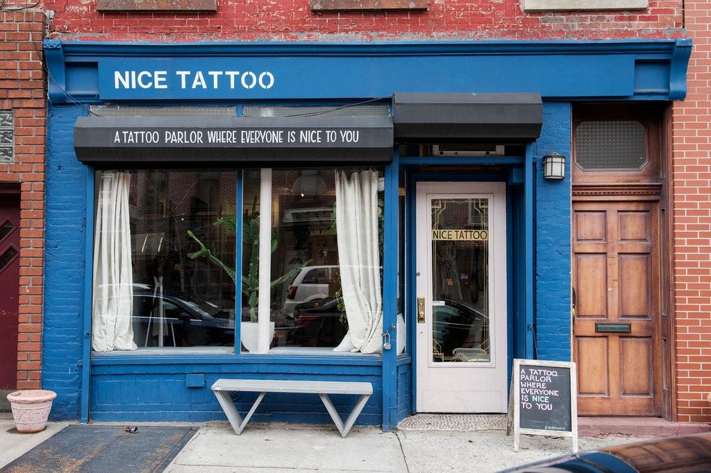 Photo via  https://www.nytimes.com/2018/02/28/style/women-tattoo-artists.html