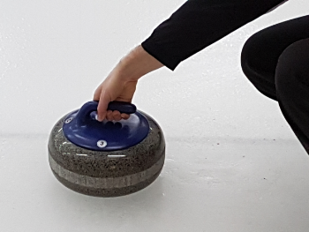 Curling grip