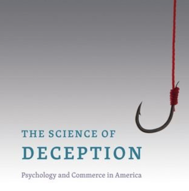 "Mike Pettit,  ""The Science of Deception: the Human Sciences, the Law, and Commercial Culture in America, 1860s-1920s.""   Ph.D., History (2006) (co-supervisor with Michelle Murphy)"