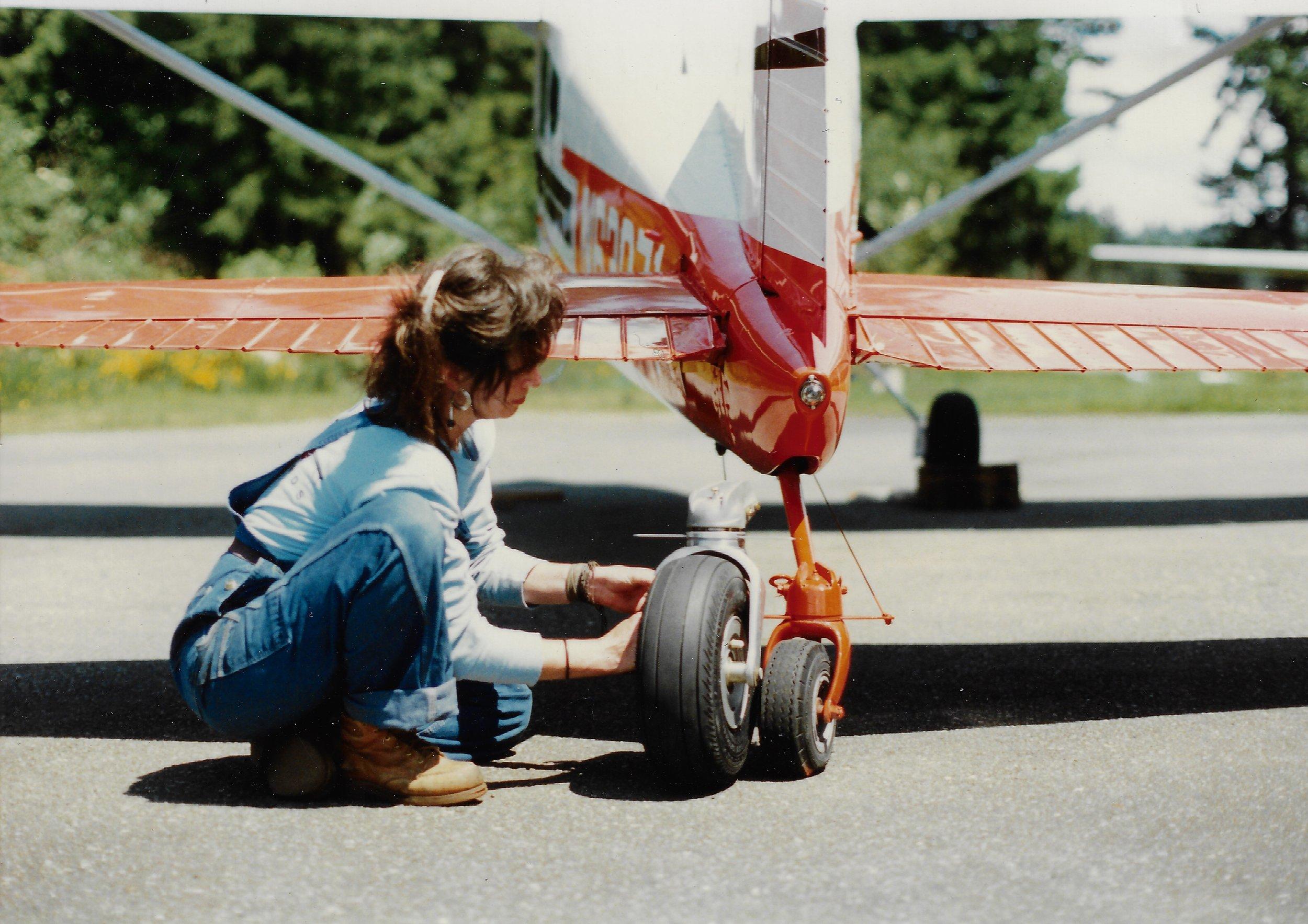 Tailwheel Troubleshooting Guide -