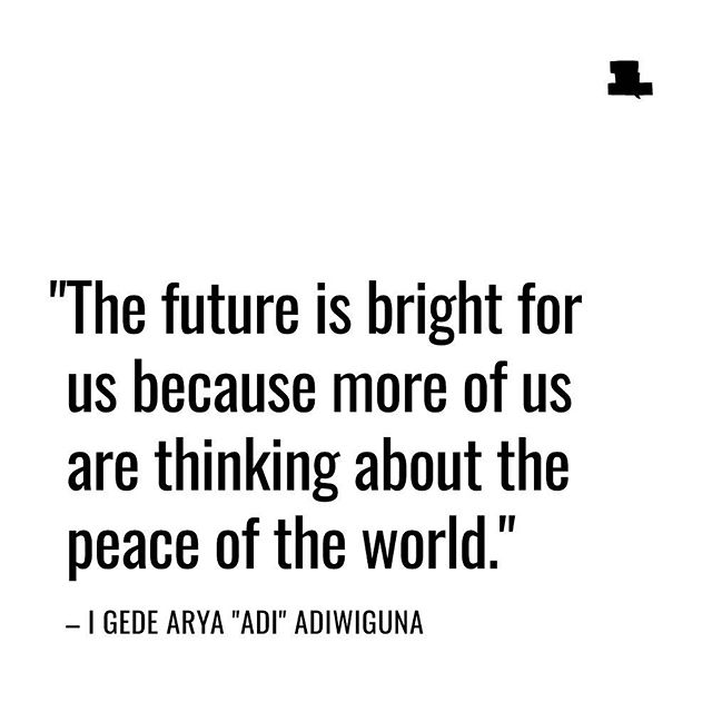 Adi explains why the future is looking bright for us all. 👀 Watch the full clip. Link in profile. . . . . . . #speakyourlanguage #thefutureisbright #documentary #humaninterest #interview #lifesbigquestions #pov #humanity #globalism #human #lifeexperience