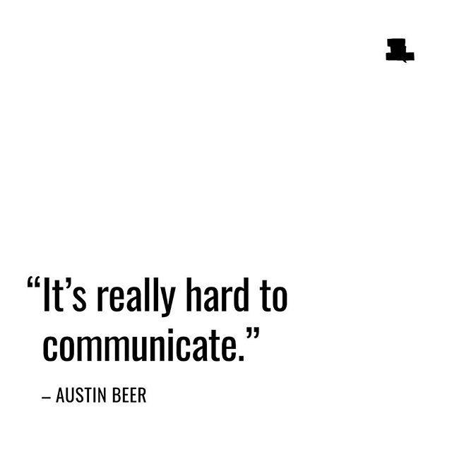 We communicate everyday but there's so much complexity in that process that often a lot of what we say is misunderstood. 👉 Watch the clip. Link in profile. . . . . . #speakyourlanguage #communication #miscommunication #conversation #community #globalism #language #culture #documentary #quote #quoteoftheday #inspiration #thefutureofhumanity #kind #interview