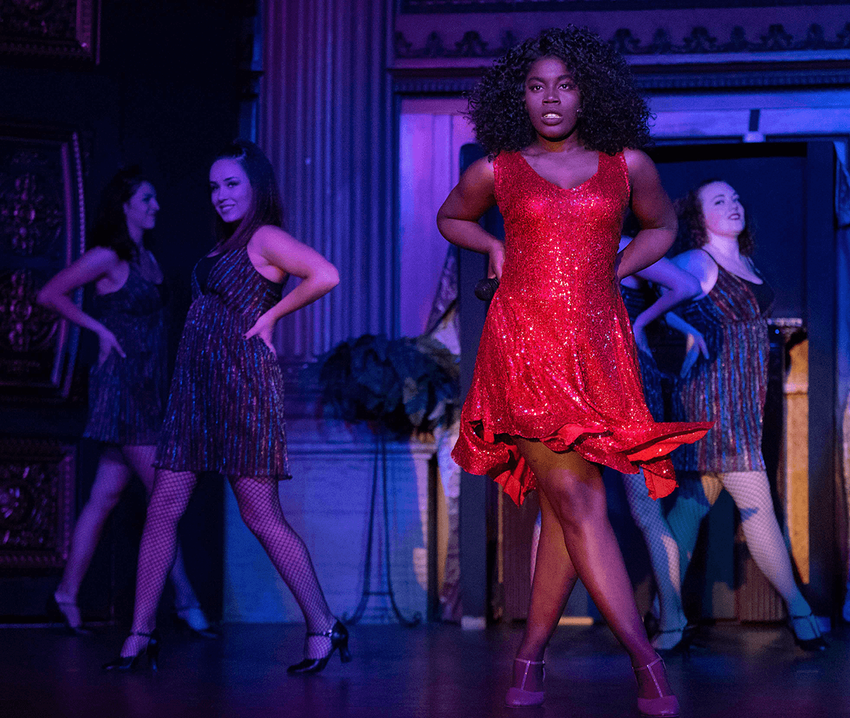 OFC Creations' production of  The Bodyguard the Musical  | Photo ©2019 Samper Images