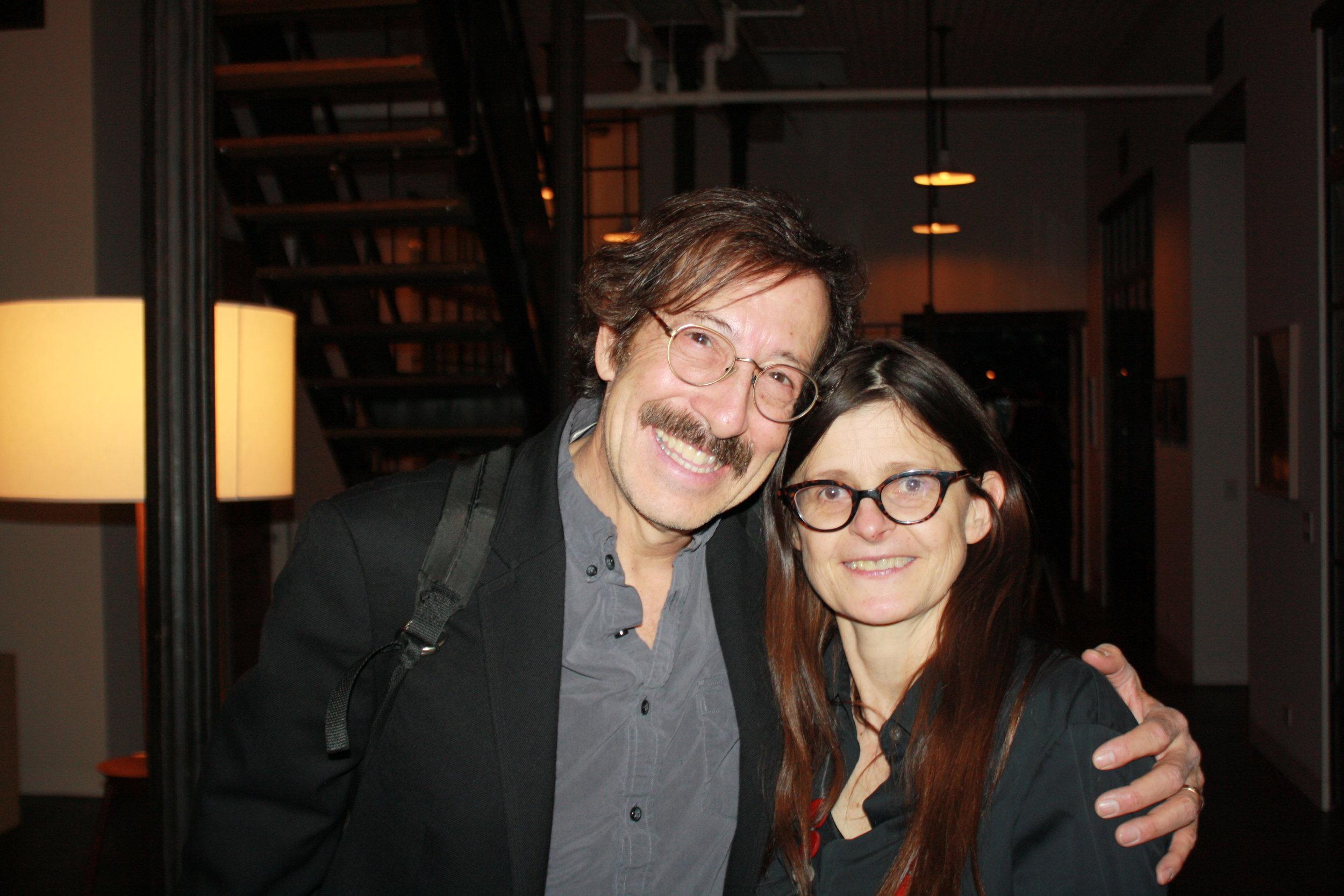 Rick Smolan and Belinda Luscombe