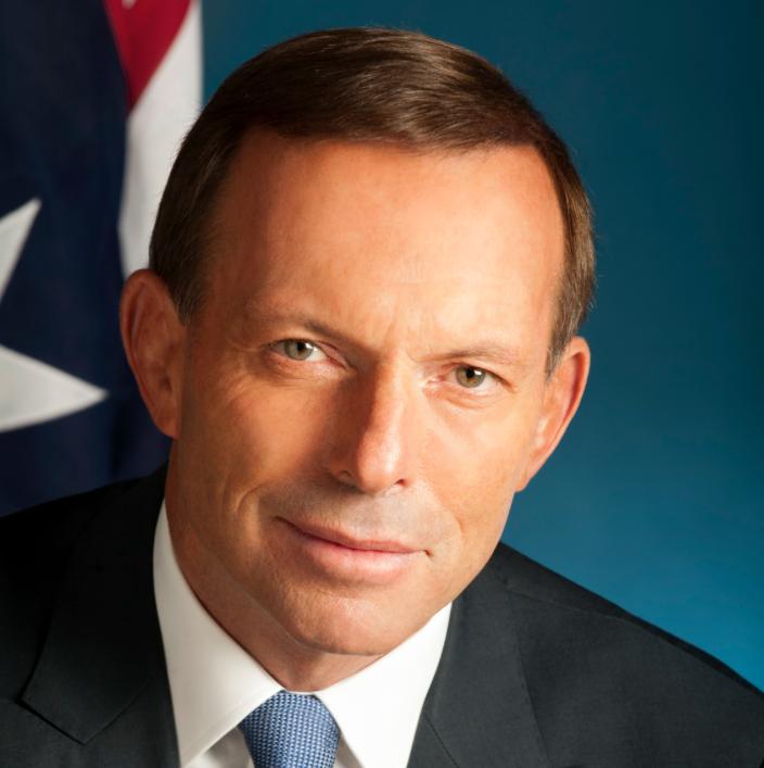 The Hon Tony Abbott MP