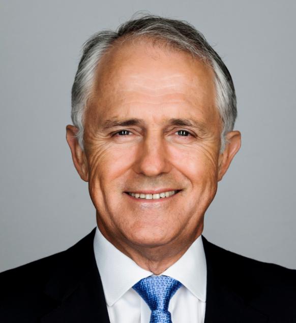 The Hon Malcolm Turnbull MP