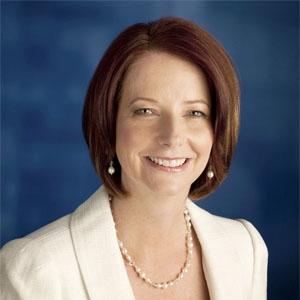 The Hon Julia Gillard AC