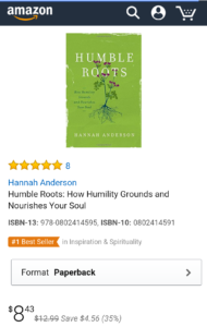 humble-roots-1-best-seller