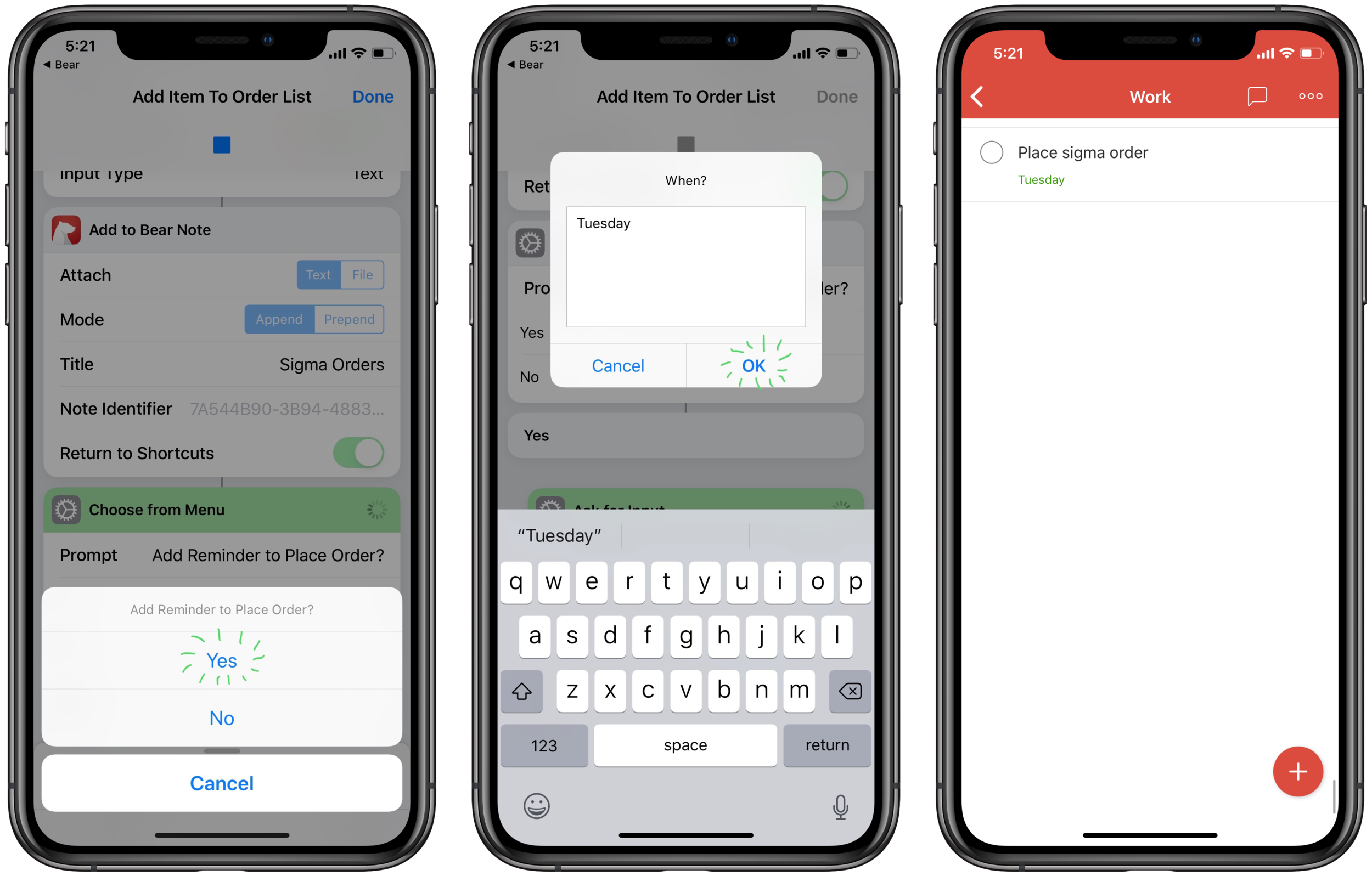 Speeding Up Consumables Orders with Shortcuts on iOS — Rampant