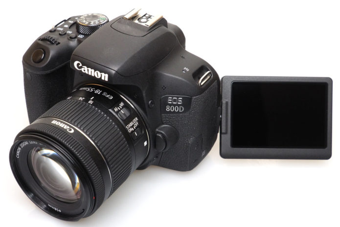 Love Canon?  CLICK HERE  to buy the 800D now or click the image above