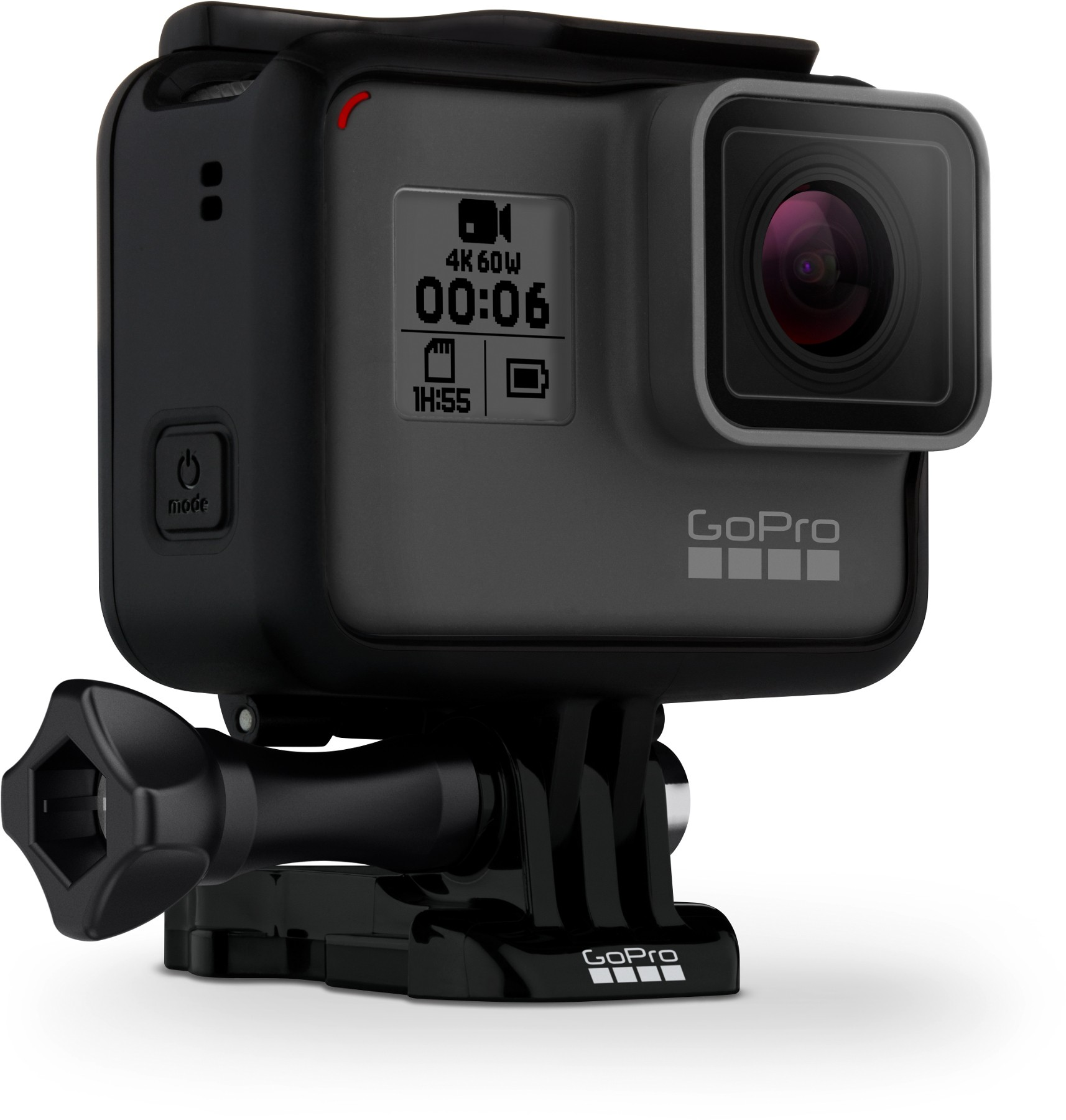 You just can't go past the  GoPro