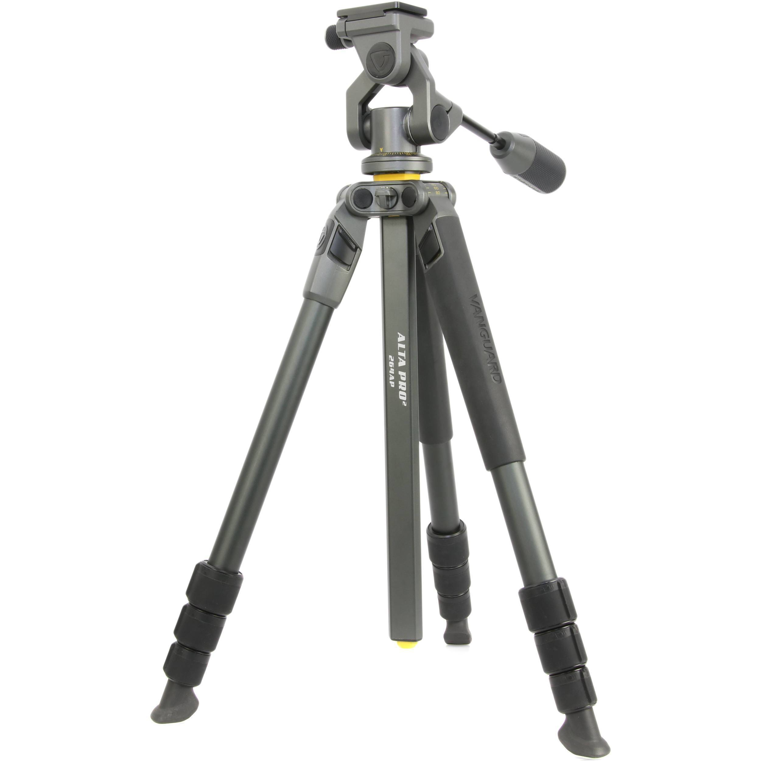 For the ultimate in tripod innovation check out the Vanguard range! These things are boss!