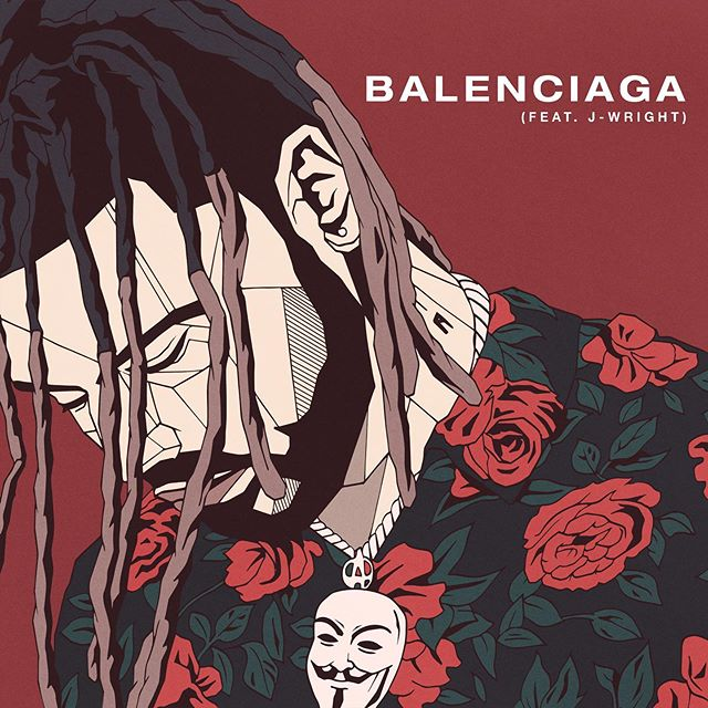 🚨MIDNIGHT!! #BALENCIAGA Feat. @itsj_wright Available on all Platforms via @invoguerecords x @substreamrecords❗️☀️ #LinkInBio‼️ _ _ _ _ _ #PH4DE #JWright #vendetta #houston #htown #houstonrap #houstonhiphop #rap #poprap #hiphop #postmalone #blackbear #lilskies #mikestud #drake #musicvideo #newmusicfriday #spotify #applemusic