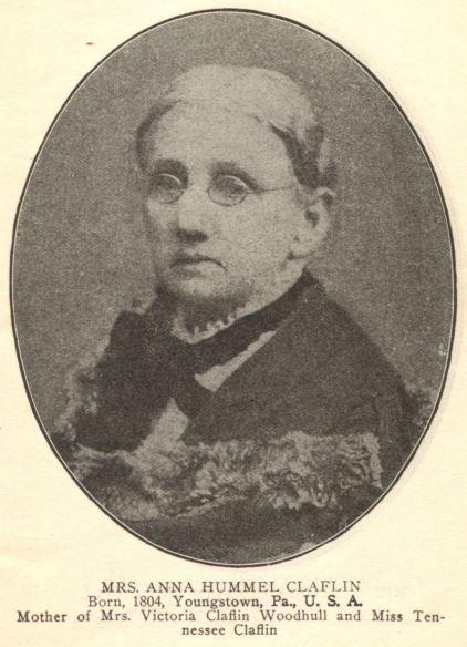 Roxanna Hummel Claflin