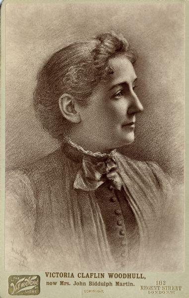 Victoria Woodhull Martin