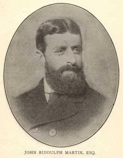 John Biddulph Martin