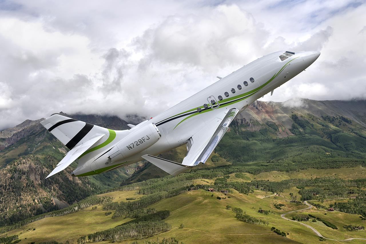 Falcon 2000 -