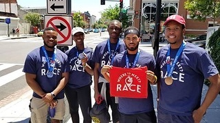 Thank you DC racers! We had a great time with you yesterday!! Check out our full album on our Facebook page. Link in bio!! Leave us a review on our Facebook page! ! See you in August ❤️❤️ #w2nrdc #wheretonextrace #ourchallenge #youradventure #scavengerhunt #amazing #race #dc #washingtondc