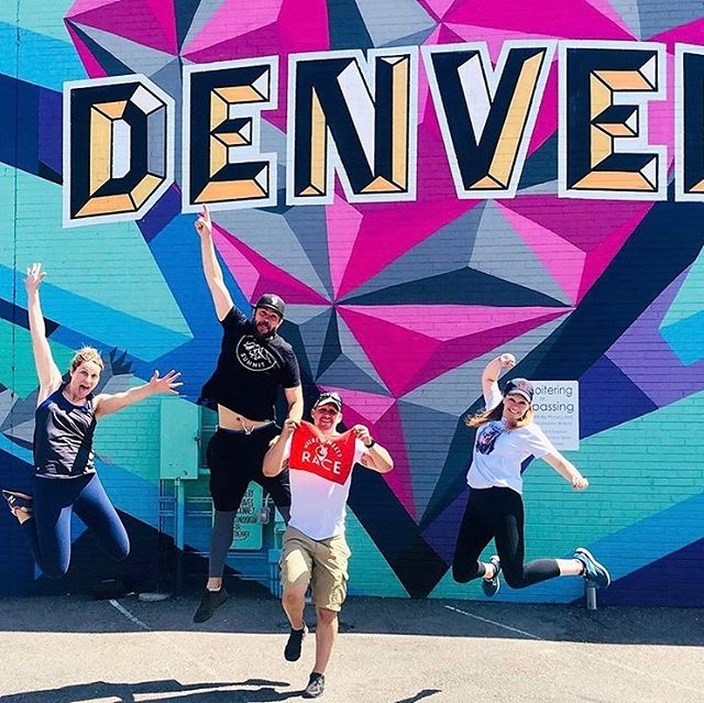 Denver!! We're back this Saturday, August 10th!! Get your tickets and come race with us!! Link in bio #w2nr #w2nrdenver #wheretonextrace #ourchallenge #travelawesome #youradventure #denver #colorado #hotboxroasters