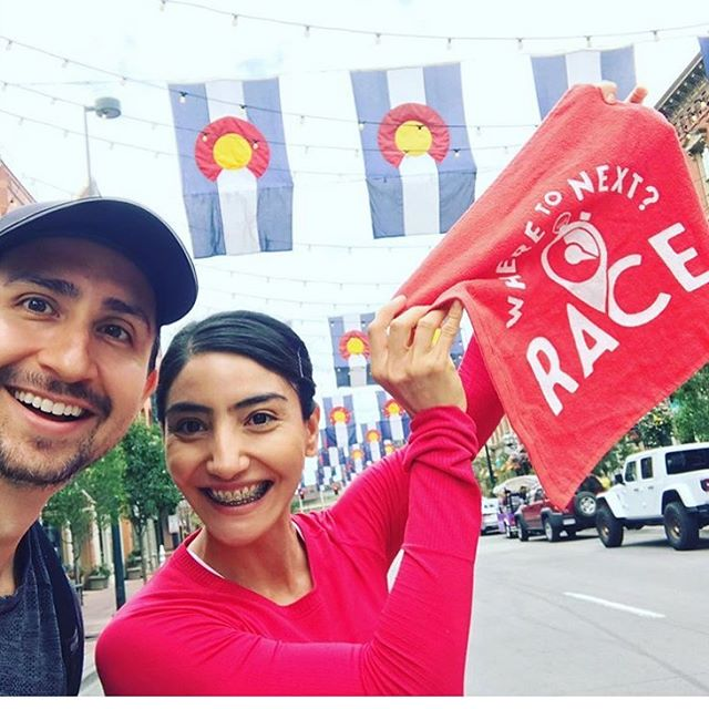 2 days until W2NR Colorado Springs!! 🙌🙌🙌 tag your partner in the comments below if you're racing with us!! #w2nr #wheretonextrace #coloradosprings #colorado #amazing #race #adventure #travelawesome #travel