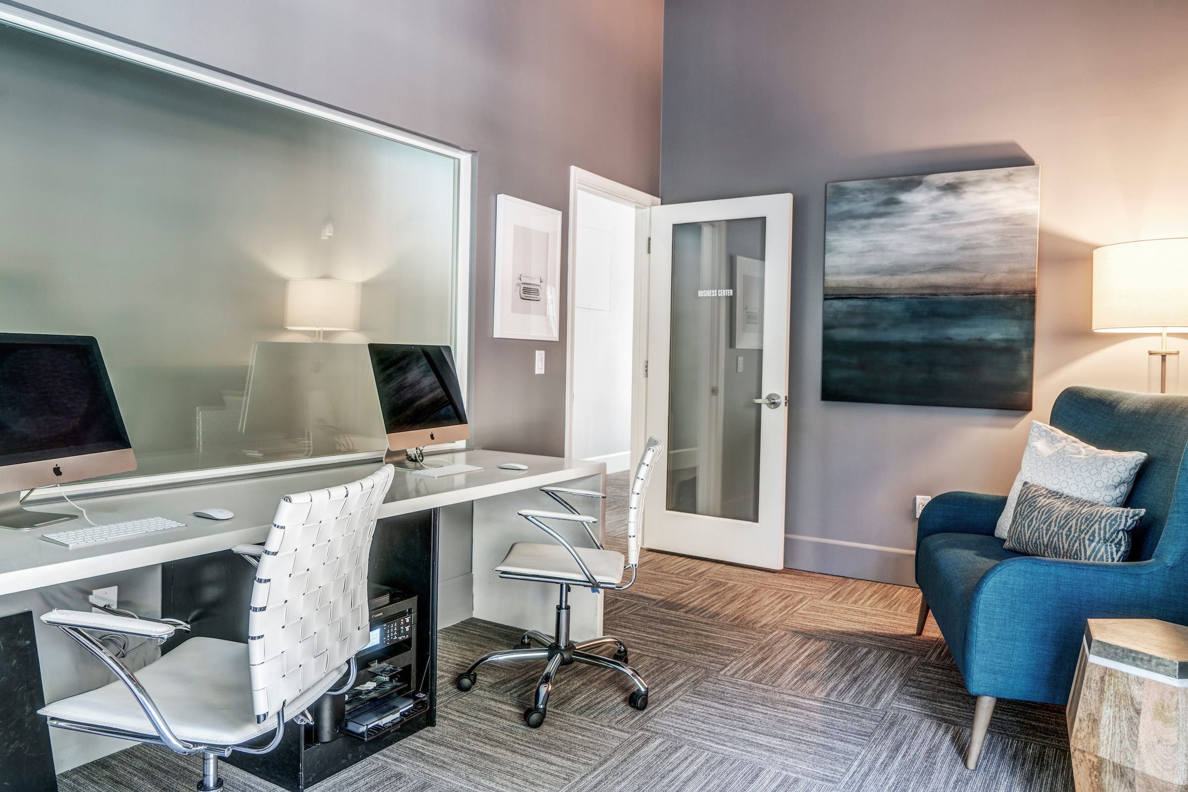 Onsite business facilities