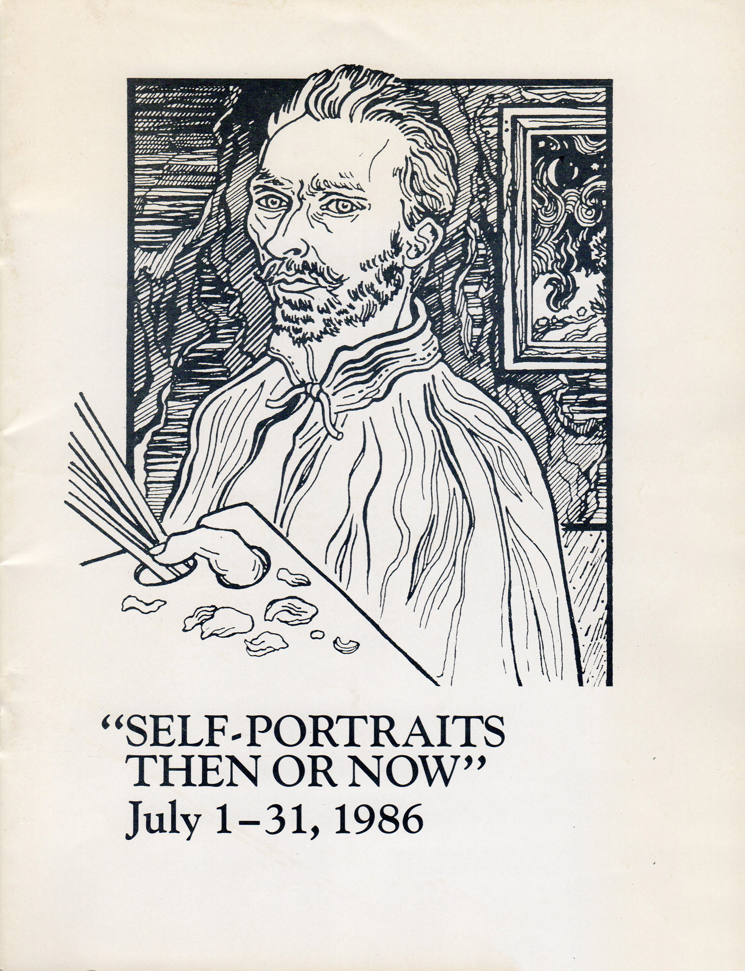 Self-Portraits Then or Now  documents a juried exhibition of 55 artists from Illinois. An essay by James Yood considers the history of portraiture and the contemporary self-portrait.