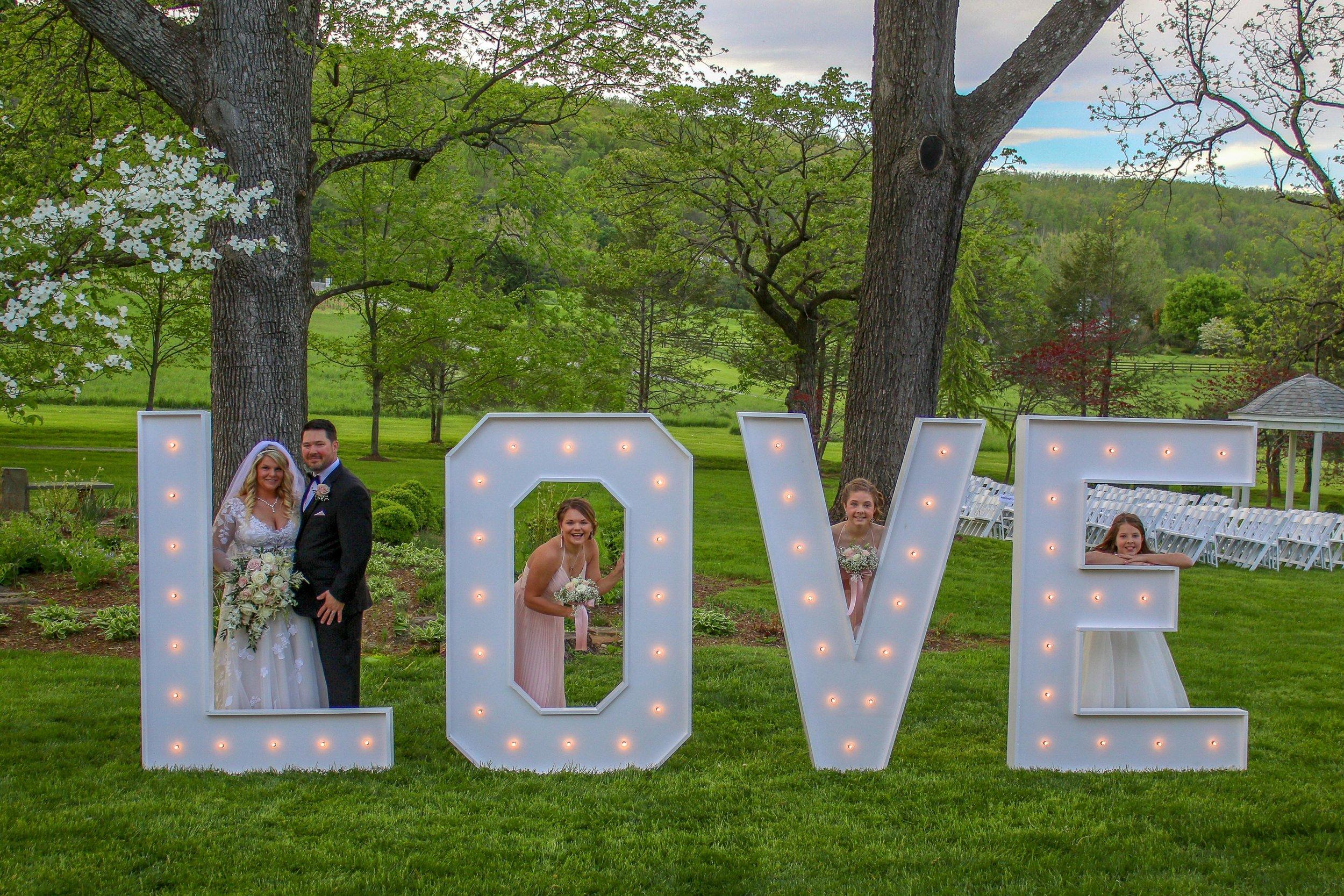 Bluemont VA Wedding
