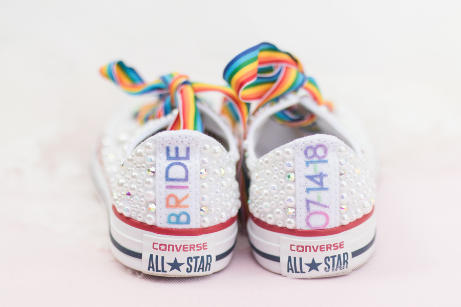 Wedding Day Sneakers