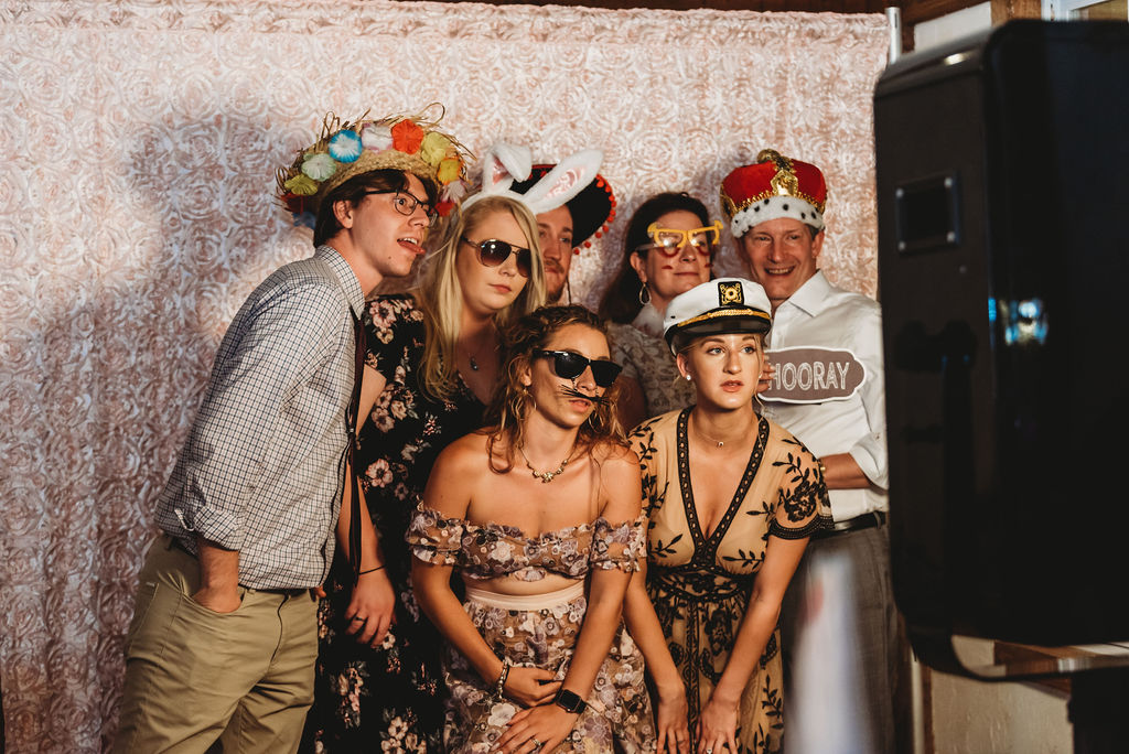 Photo Booth Service Frederick MD