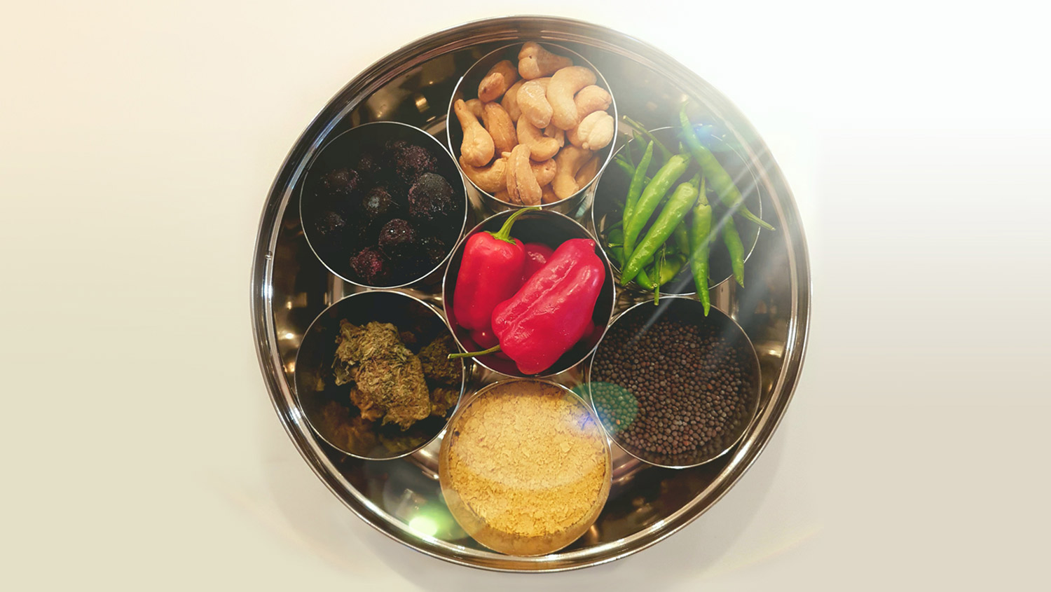 The Masala Dabba was one of the inspirations for  The Planter's Guide .