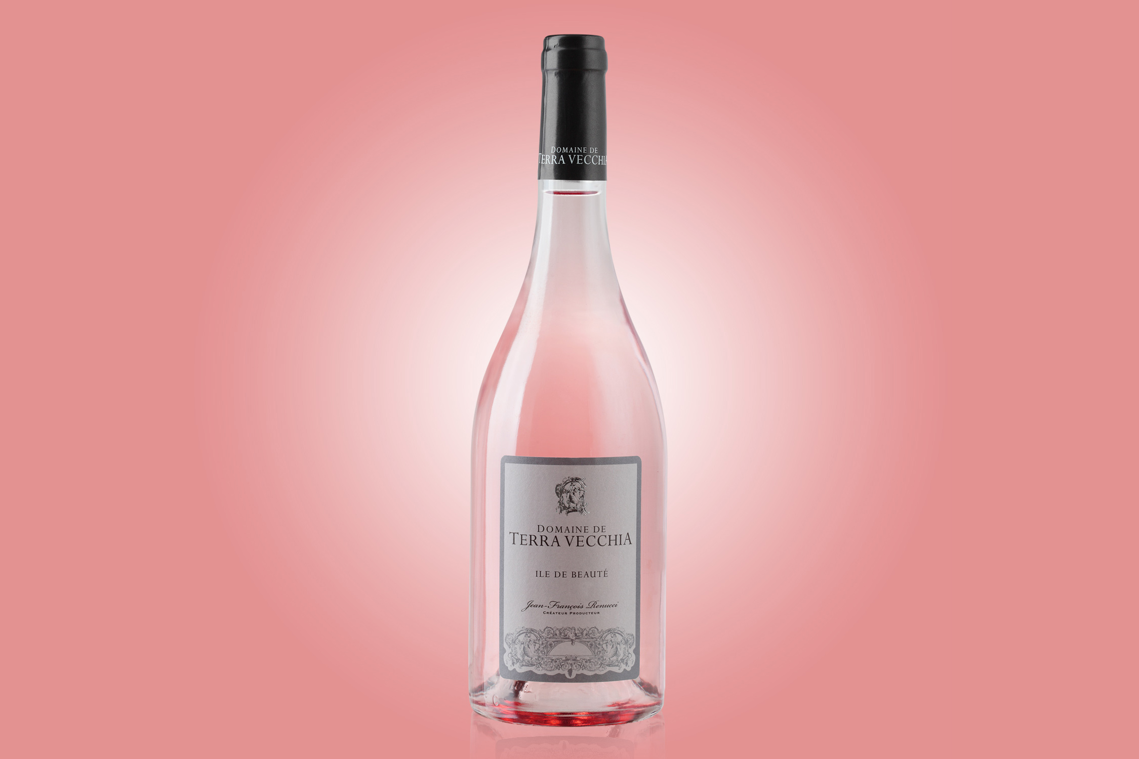 While most wine is best enjoyed with friends, Donita Dyer met her match with the 2016  Terra Vecchia  Corse   Rosé , almost too good to share.