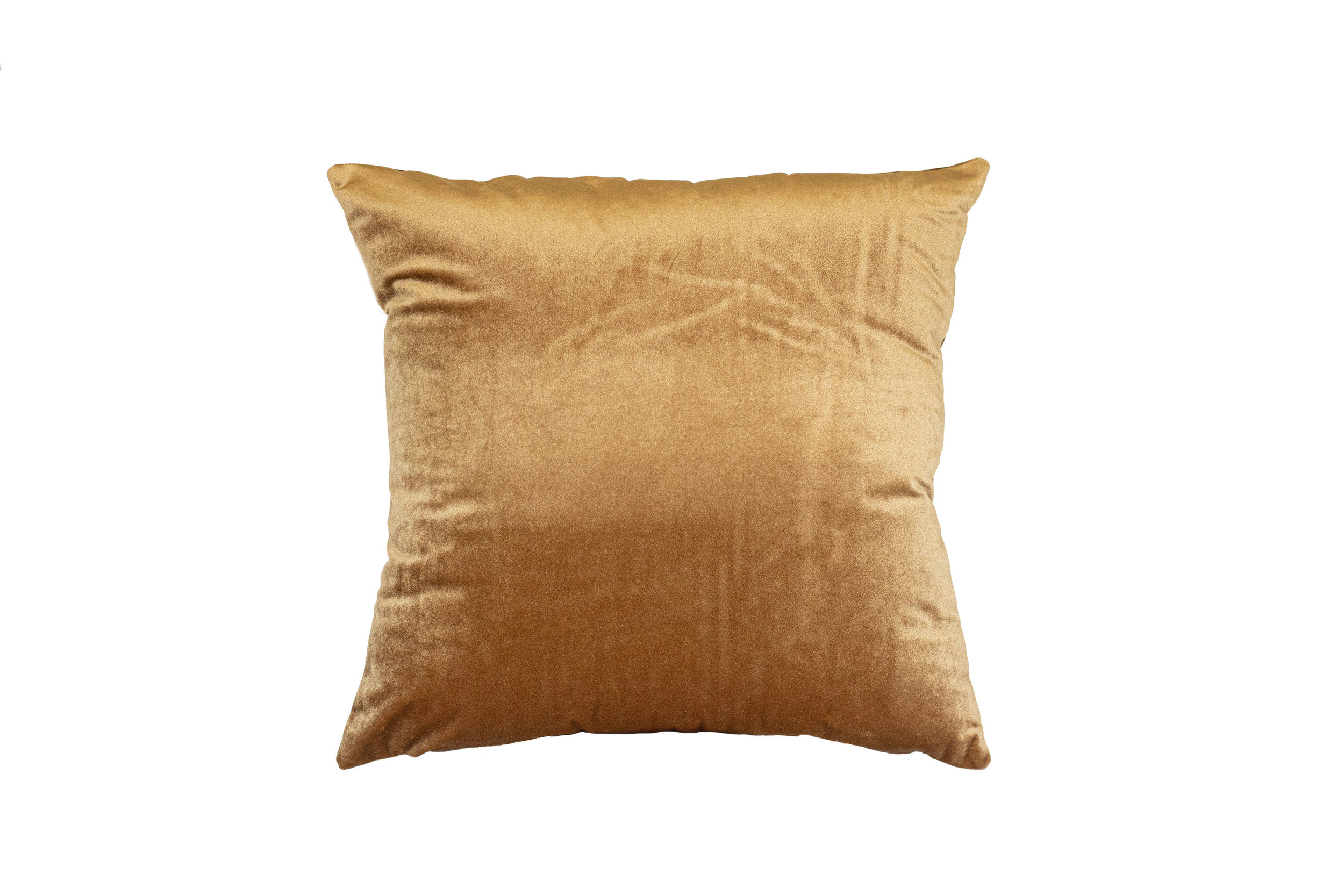 The Latte Lion color throw pillow is finished in a sheen velvet and is great for a seamless home accent for season to season. Place this pillow in any space to capture a luxe desire.  See More
