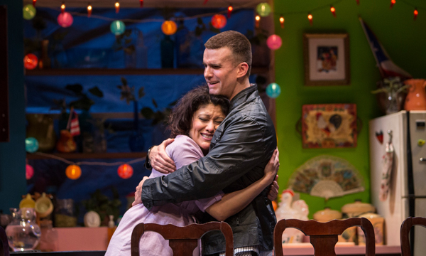 World Premiere of  The Happiest Song Plays Last  at The Goodman Theatre, By Quiara Alegria Hudes, Directed by Edward Torres (2013)