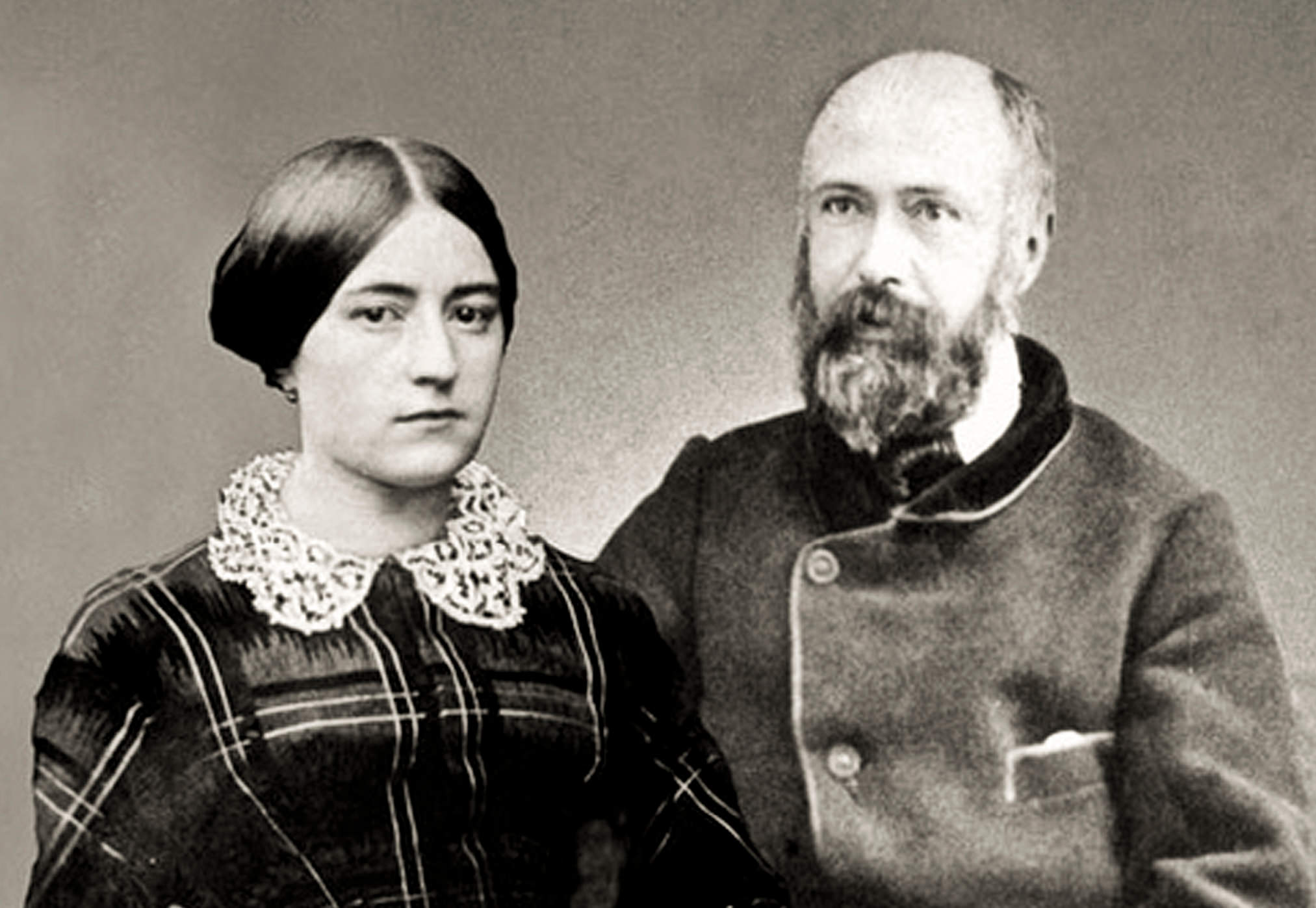 Parents of the youngest Doctor of the Church