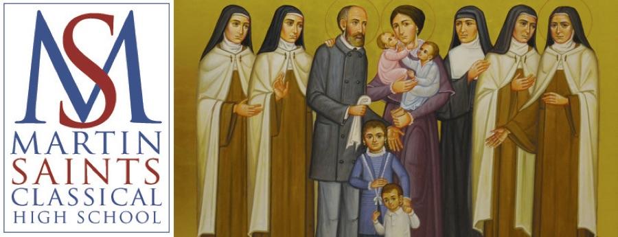 martin saints classical catholic high school philadelphia pennsylvania