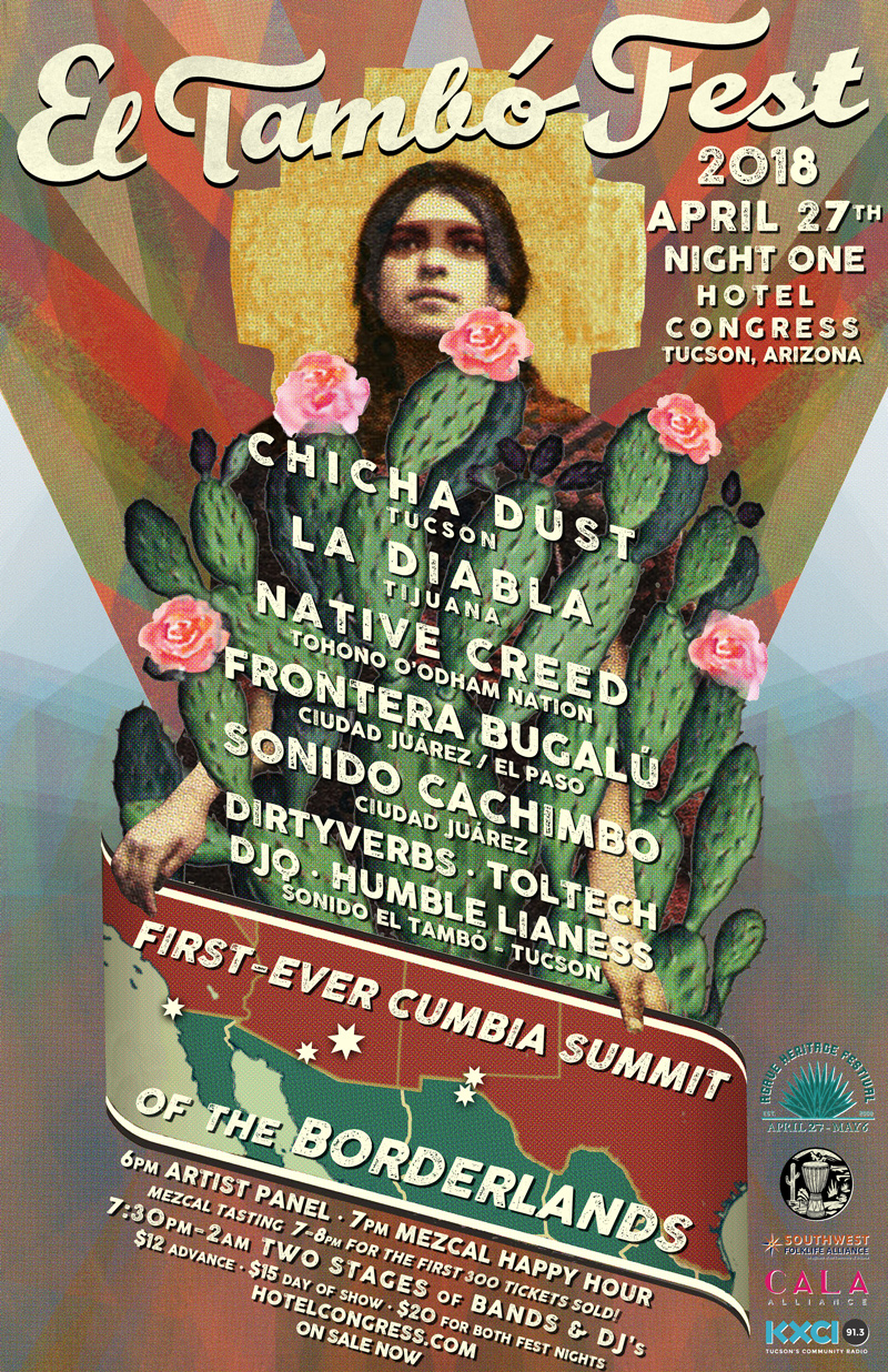 2018 El Tambó-Fest - Poster - Night One - 800px.jpg