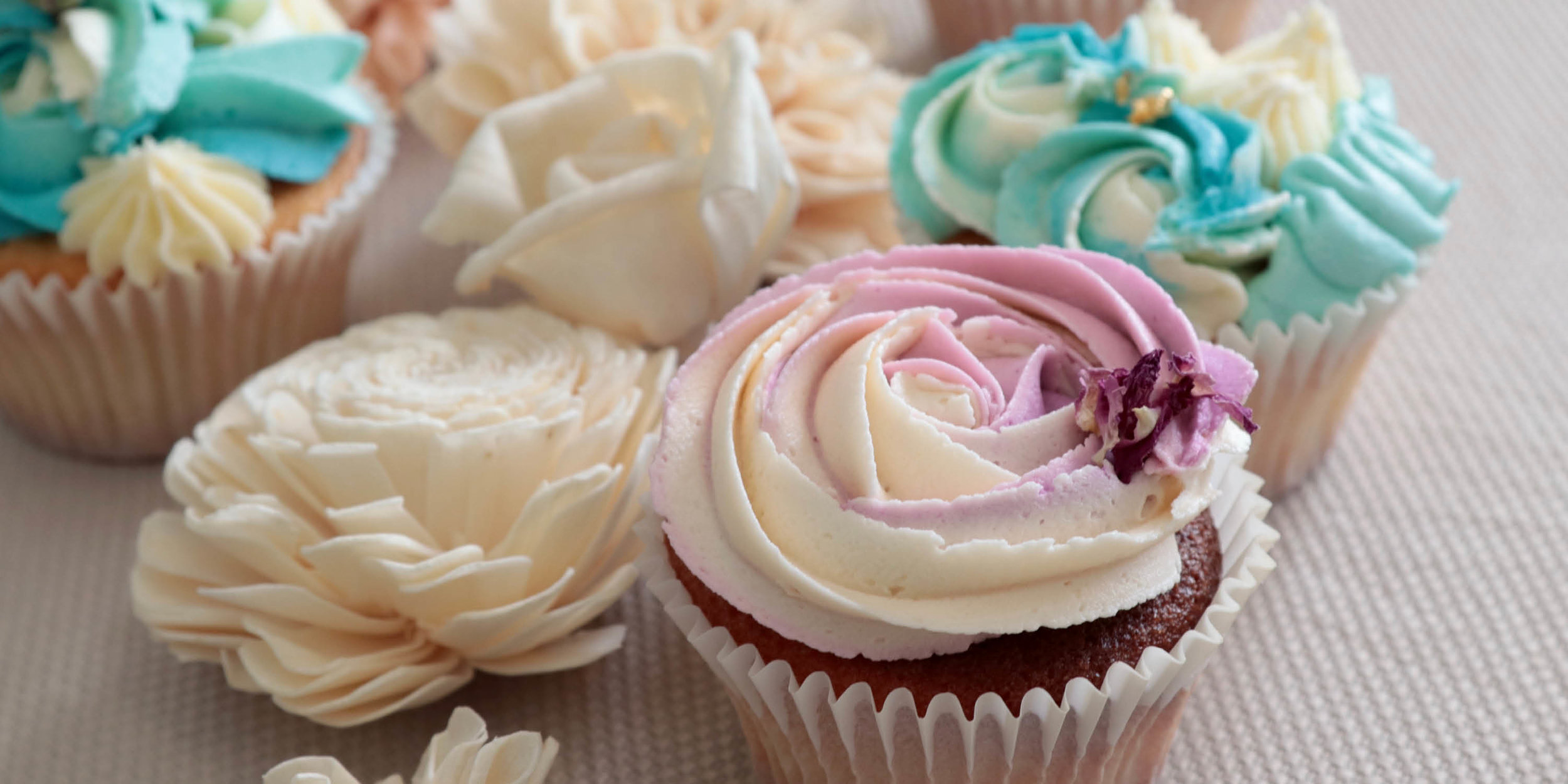 Cupcakes   Delicious and delicate    Order now