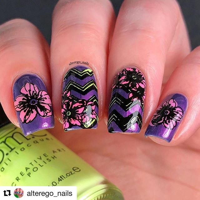 @alterego.nails design on a @simplyswirlspolish base color💜💜 . . #nails #ignails #nailsofig #nailart #nailpolish  #nailsonfleek #nailsnailsnails #nails4today #nailswagg #nailjunkie #nailstamping #simplyswirls #indienailpolish #supportindies #nail2inspire #polishnsuch #nailfeature #nailstamping #nailspolish #nailartoohlala #instanails #nailitdaily #nailstoinspire #stampingnailart #nailstagram #indieswatch #nailstampingart #indiesdoitbetter #indiepositivity