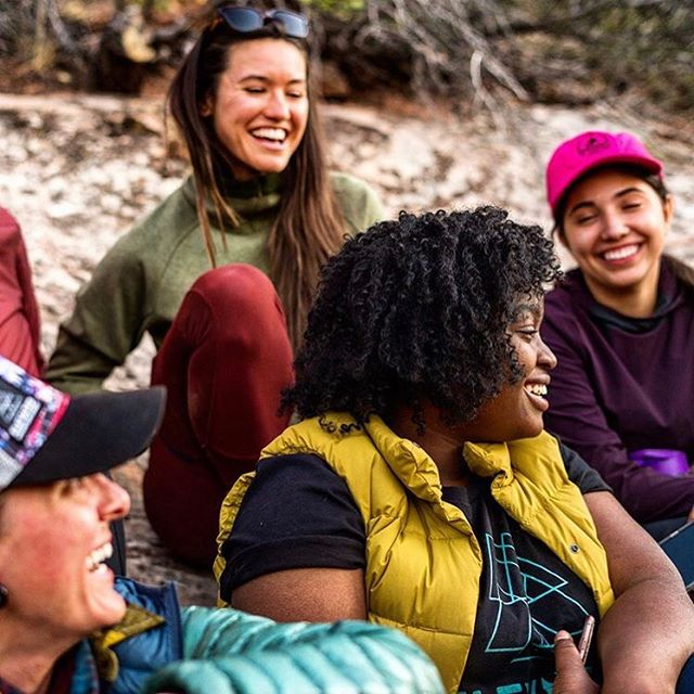 Embark Outdoors ❤️ So much love in this group. With our heads combined, we've managed to have 3 amazing outdoor campouts, weekend climbing sessions, numerous meetups, nightly meetings, and endless giggles. There may even be an incredible film production somewhere in there too.. stay tuned ;) 📷 @rach4thesky  #hiking #shehikes #sheadventures #outdoorwomen #womenwhohike #getoutside #refugees #refugeeswelcome #refugee #refugeestories #refugeesupport #refugeewomen #refugeeawareness #womenwhohike #womenwhorock #womenwhoserve #womenwhoinspire #saltlakecityutah #saltlakecityvolunteer #volunteering #nonprofit #community #refugeecommunity #utahrefugees