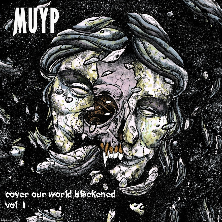 Cover Our World Blackened (Vol. 1) - 1. The Unnamed Feeling2. The Frayed Ends Of Sanity3. The Outlaw Torn4. Welcome home (Sanitarium)5. Low Man's Lyric6. The Unforgiven III7. Fixxxer