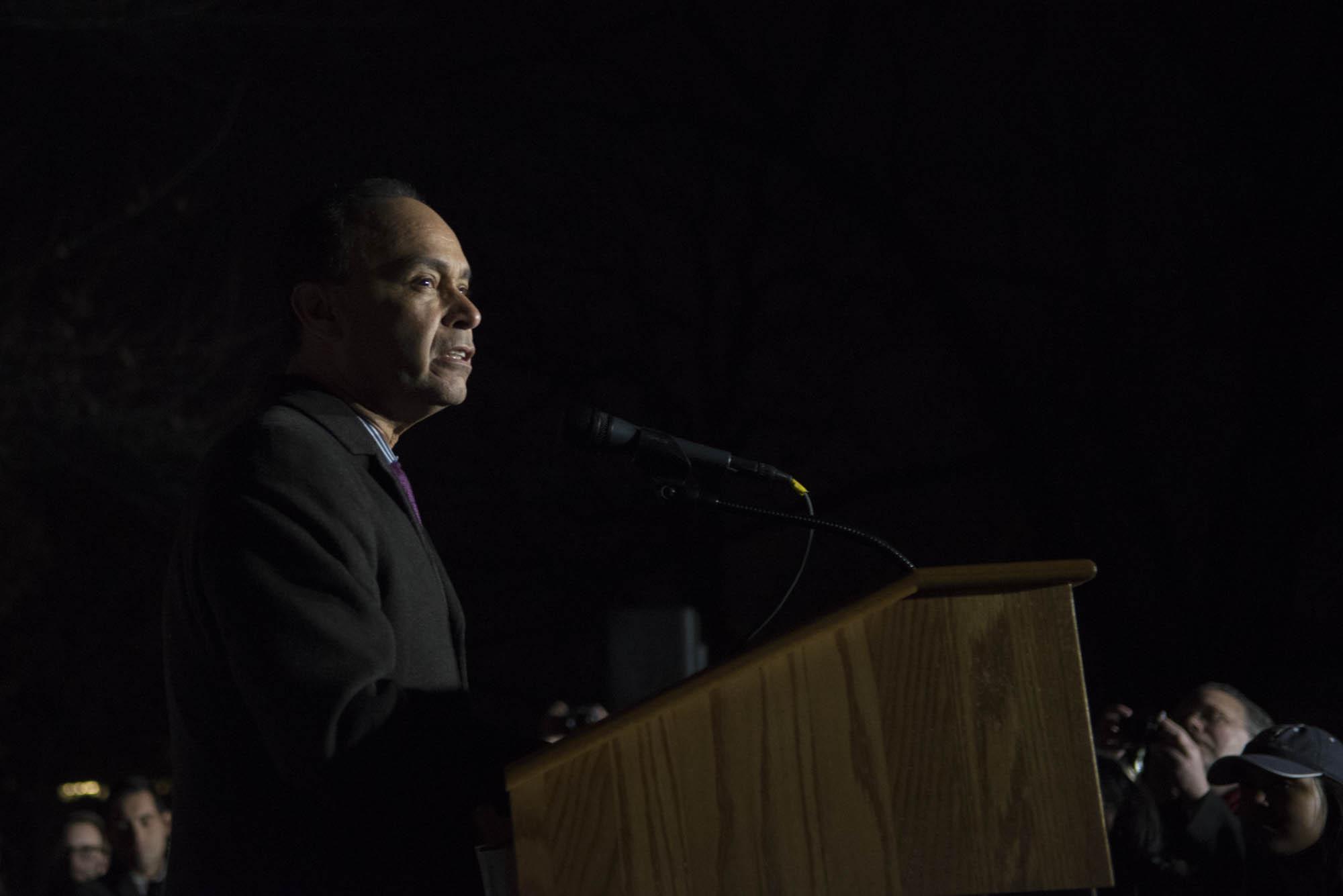 Representative Luis Gutiérrez of Illinois