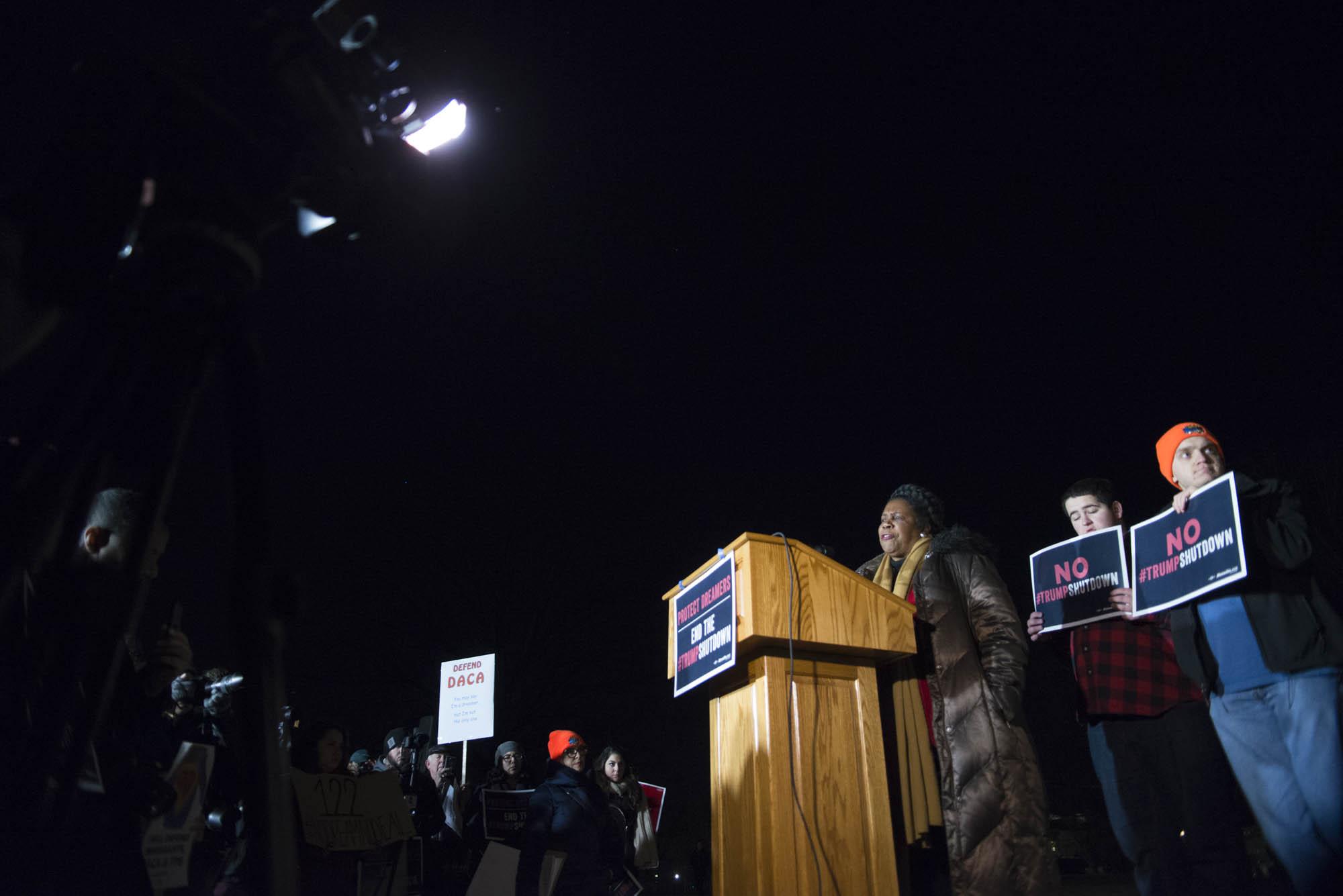 Congresswoman Sheila Jackson Lee of Texas