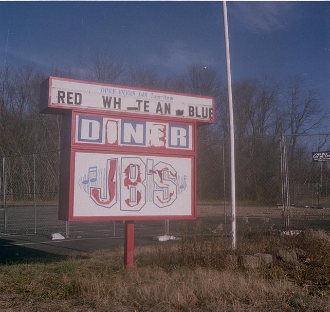 JB's Diner, Freehold, NJ