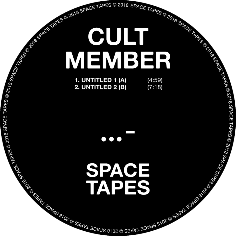 CULT MEMBER / UNTITLED  EP - ST007