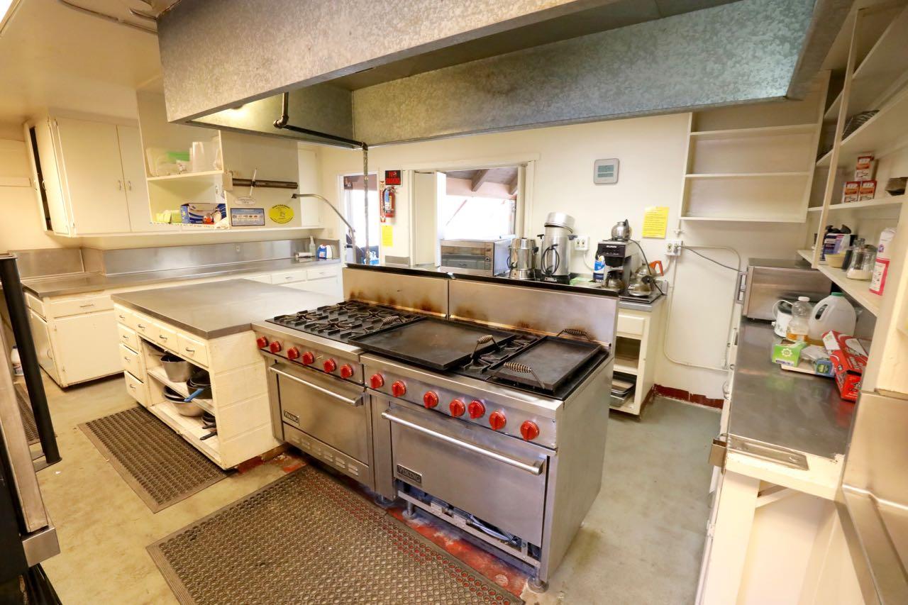 Case Lodge Kitchen - view 1