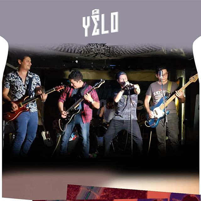 """El sábado pasado tuvimos la oportunidad de compartir el escenario con @proyectopulpo.sv en @buhospizza para su tour """"Nada Suena"""". 😎  #yelo #tour #live #buhos #nadasuena #pulpo #proyectopulpo #music #live #rock #rockelsalvador #elsalvadorimpresionante #sivar #pasion"""