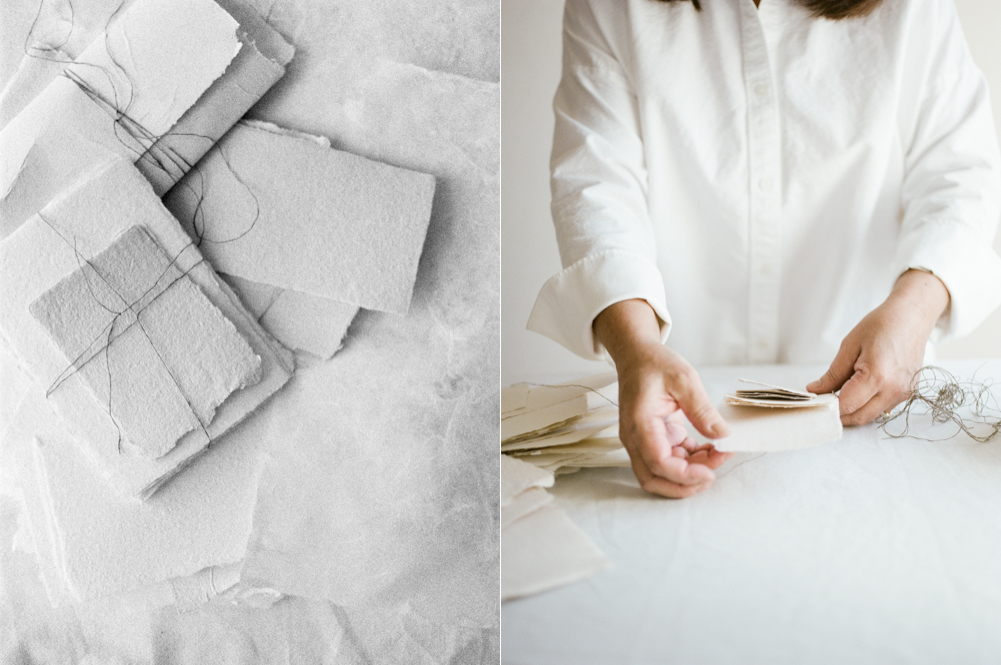 Pressed Paper with Emma Natter. Christine Gosch brand photographer. commercial photography. product photographer. product photography. houston film photographer-38.jpg