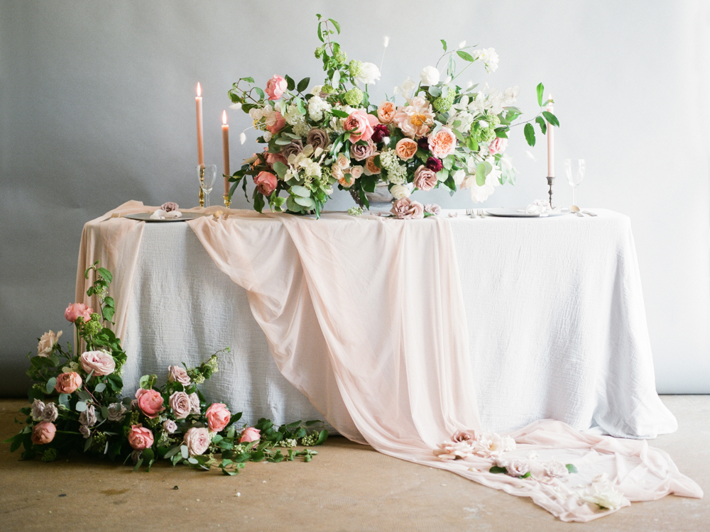 Christine Gosch - brand photographer - Maxit flower design - wedding florist
