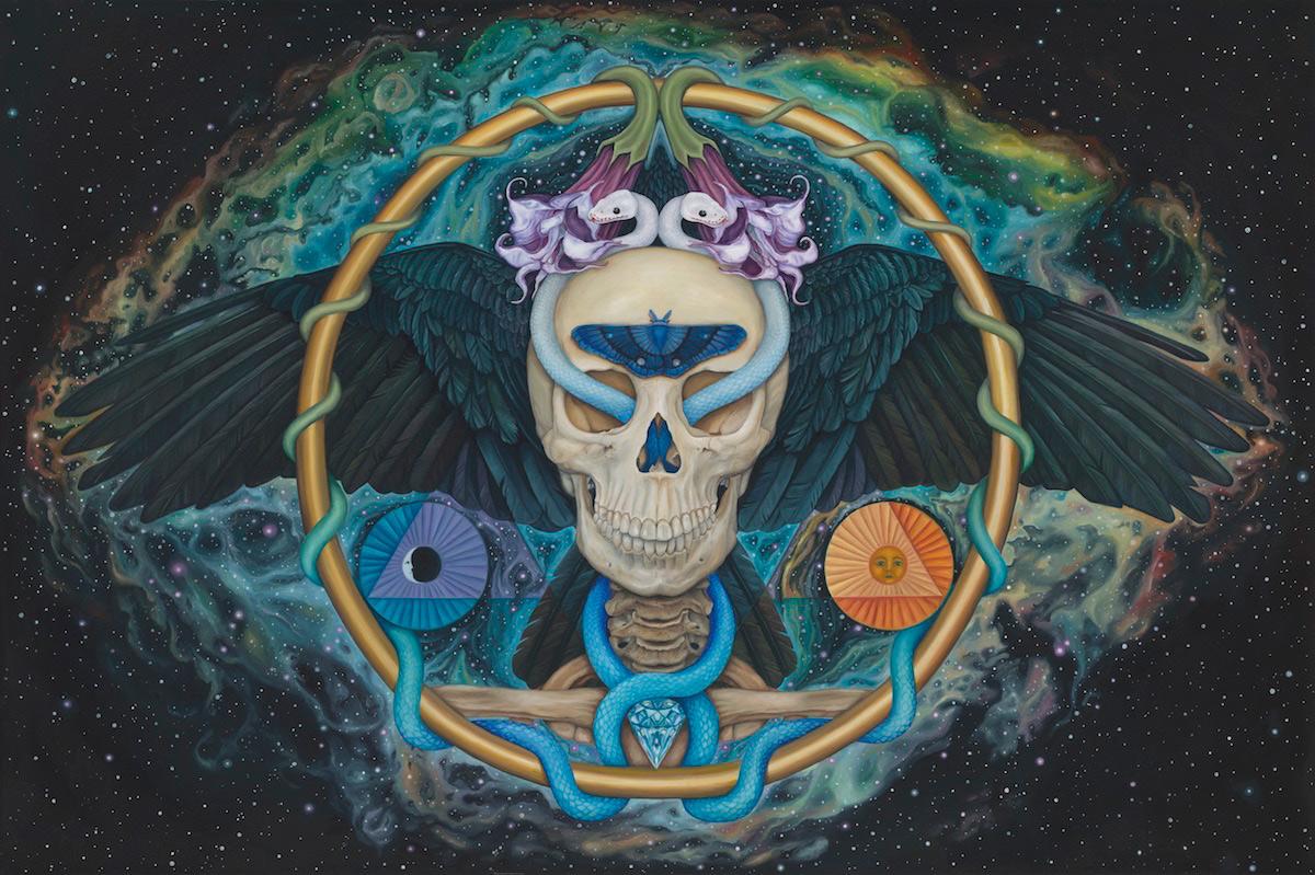 Artwork by    Marlene Seven Bremner